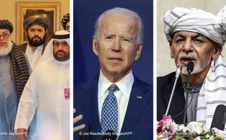 طالبان کے ساتھ امن معاہدے پر نظر ثانی کی جائے گی، امریکا