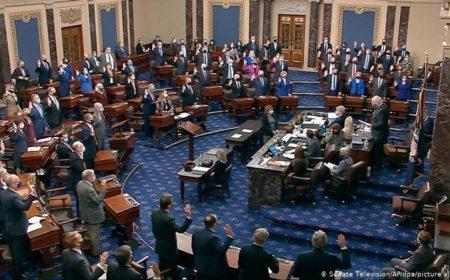 امریکا: ریپبلکن نے ٹرمپ کے مواخذے کے خلاف ووٹ دیا
