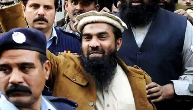ذکی الرحمان لکھوی کو 15 سال قید اور 3 لاکھ روپے جرمانے کی سزا