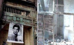 پشاور میں دلیپ کمار کے آبائی گھر پر حکومت اور مکان مالک میں ٹھن گئی