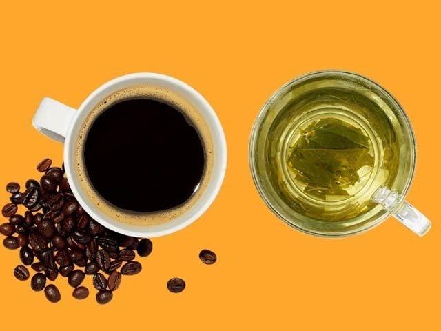 سبز چائے اور کافی، فالج اور عارضہ قلب میں مفید