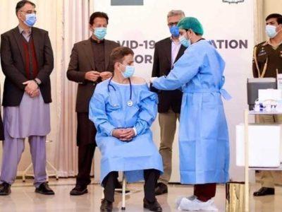 Health Workers, Corona Vaccination Campaign