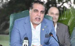 لیاقت جتوئی کو نوٹس دیا گيا، انہیں پیسوں والی بات ثابت کرنا پڑے گی، گورنر سندھ