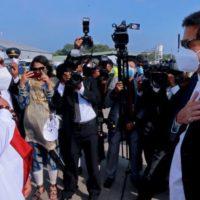 Imran Khan, Sri Lanka Visit