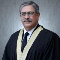 Justice Athar Minallah
