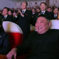 Kim Jong-un andRi Sol-ju
