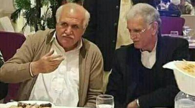 Liaqat Khattak and Pervez Khattak