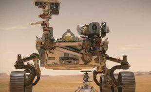 ناسا کا خلائی جہاز کامیابی سے مریخی سطح پر اتر گیا