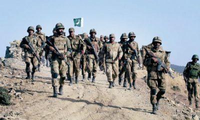 Pak Army Operation