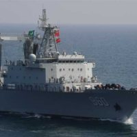 Pak Naval Exercises