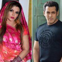 Rakhi Sawant, Salman Khan