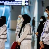 Saudi Arabia,Coronavirus
