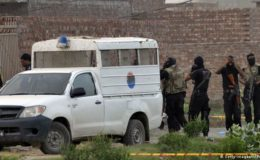 سندھ میں سکیورٹی فورسز کی کارروائی، دو شدت پسند ہلاک