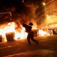 Spain Riot