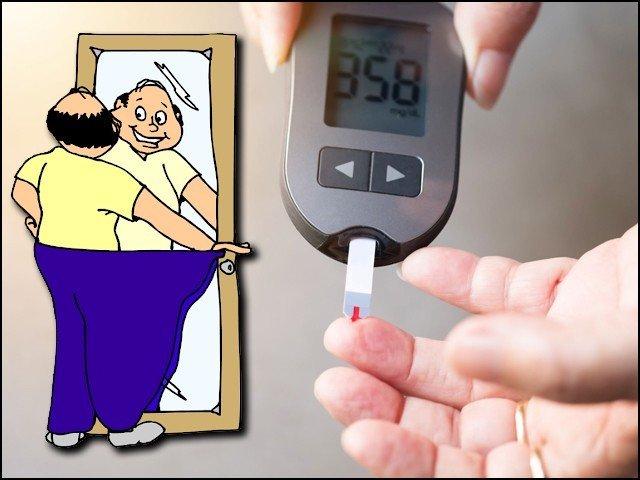 وزن میں صرف 5 فیصد کمی بھی ذیابیطس سے بچاسکتی ہے، تحقیق