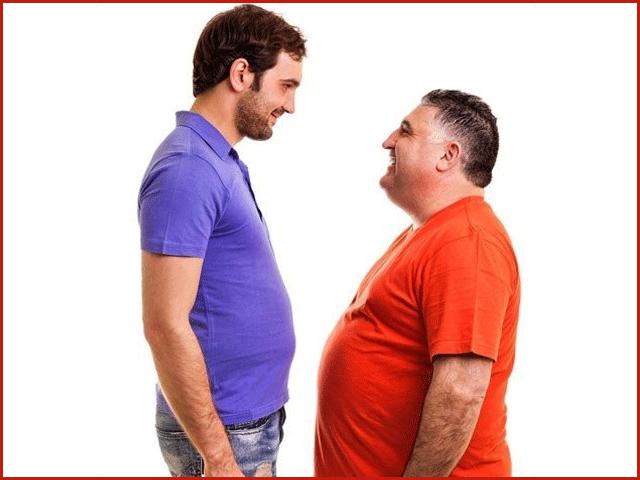 موٹاپا اور ڈپریشن مردوں کو جلد بوڑھا کردیتے ہیں، تحقیق