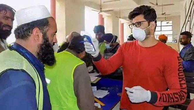بلوچستان: کورونا کے مثبت کیسز کی شرح 1.5 فیصد سے بڑھ کر 3.4 پر پہنچ گئی
