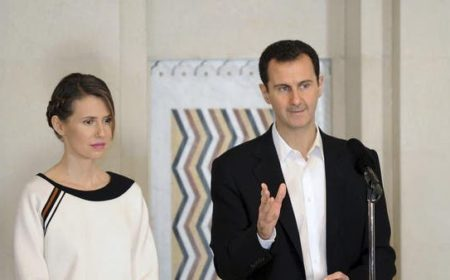 شامی صدر بشارالاسد اور ان کی اہلیہ اسماء کا کووِڈ-19 کا ٹیسٹ مثبت