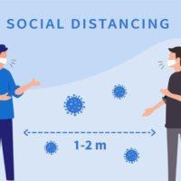 Corona Social Distance