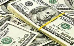 روپے کے مقابلے میں ڈالر کی قدر ایک سال کی کم ترین سطح پر آ گئی