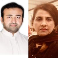 Dr Anisa Fatima Malik and Muhammad Khan Madni