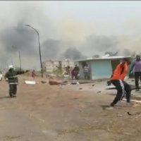 Equatorial Guinea Blast