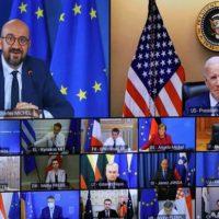 European Union, USA