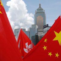 Hongkong and China
