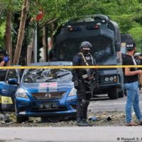 Indonesian Church Attacked