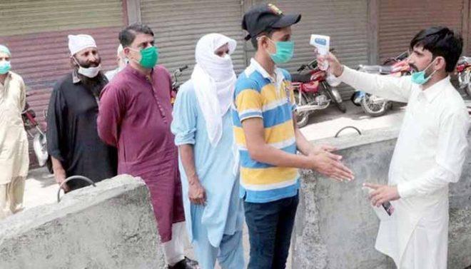 لاہور: کورونا کے مثبت کیسز کی شرح میں خطرناک حد تک اضافہ