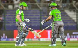 لاہور قلندرز نے کراچی کنگز کو 6 وکٹوں سے شکست دے دی