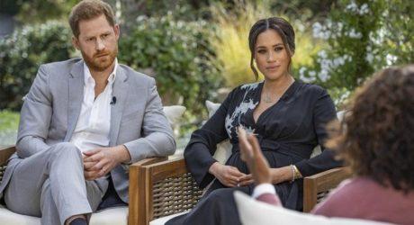 برطانوی شاہی خاندان کی بہو میگھن مارکل کا تہلکہ خیز انٹرویو