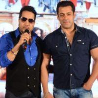 Mika Singh and Salman Khan