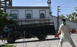 میرپور آزاد کشمیر میں ایک ہفتے کیلیے لاک ڈاؤن
