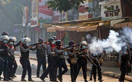 میانمار میں مظاہروں کے دوران مزید ہلاکتیں