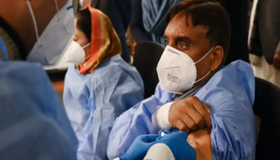 Pakistan Corona Vaccine