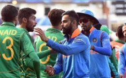 پاکستان اور بھارت کے درمیان رواں برس مختصر کرکٹ سیریز کی امید