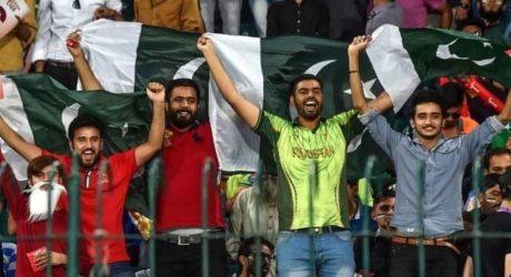 پاکستانی شائقین کیلیے بھارتی دروازے کھلنے کا امکان