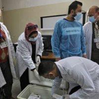 Palestinian Health Workers