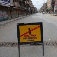 Peshawar Lockdown