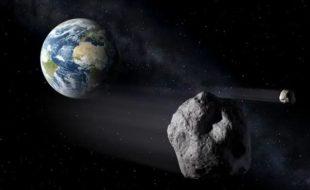 1115 فٹ بڑا سیارچہ زمین کے قریب سے گزر گیا