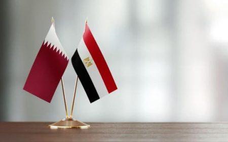 قطری وفد کی العلا اعلامیے پر عمل درآمد کے لیے قاہرہ آمد