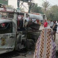 Rangers Van Blast