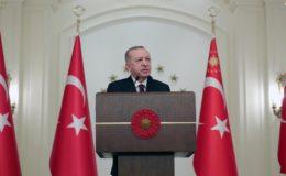 کسی بھی ملک کی سر زمین، سمندر میں حاکمیت پر ہماری نظریں نہیں ہیں، ترک صدر