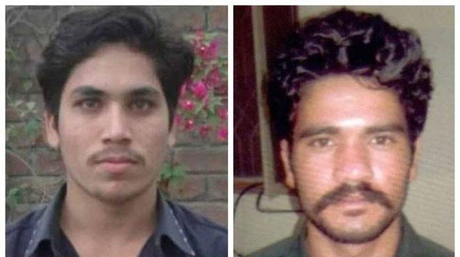 موٹر وے زیادتی کیس کے مجرموں عابد ملہی اور شفقت کو سزائے موت