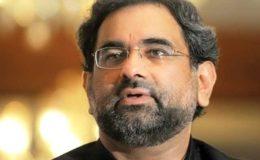 مسلم لیگ (ن) کا بیانیہ ہی اس کا کارڈ تھا، شاہد خاقان عباسی