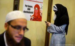 سوئٹزرلینڈ: معمولی اکثریت سے برقعے پر پابندی کا فیصلہ
