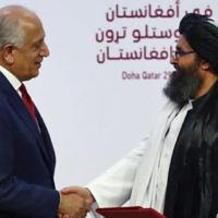 U.S.-Taliban Peace Deal
