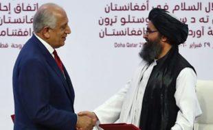 امریکا طالبان جنگ بندی معاہدہ اور مکافات عمل