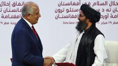 U.S.-Taliban Peace Deal